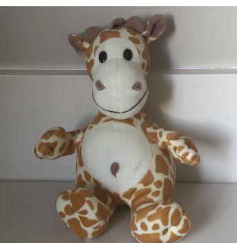 Girafinha Pelúcia Filhotes - Sem faixa etaria - Nestlé