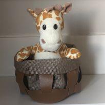 Girafinha Pelúcia Filhotes -  - Nestlé