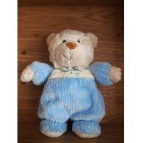 Ursinho Pelúcia Azul e Beije - Bear Hugs - Sem faixa etaria - Não informada