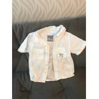 Camisa manga curta Tip Top tamanho 12 meses - 9 a 12 meses - Tip Top