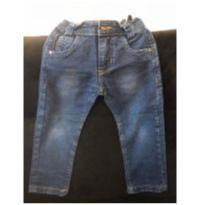Calca Jeans AK Denin tamanho 3 com ajuste na cintura - 3 anos - AK Jeans