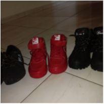 calçados baratos pra usar em qualquer estação! - 34 - Nike e Fila