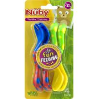 Kit De Talheres Treinamento Divertido Nûby -  - Nuby USA