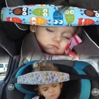 Faixa Segura Cabeça Bebê E Criança Dorminhoco -  - Não informada