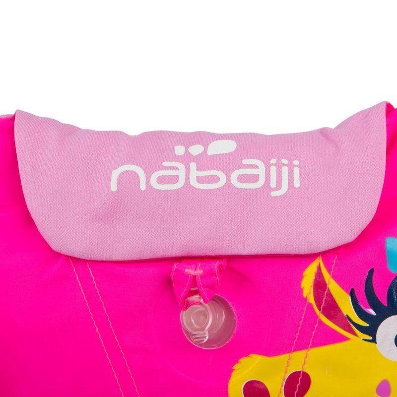 Colete Evolutivo Inflável Cinto E Boiá Para Crianças 15-30kg Rosa. Tiswim é  um colete com braçadeiras removíveis e confortáveis especialmente  desenvolvido ... cada7bd6bed