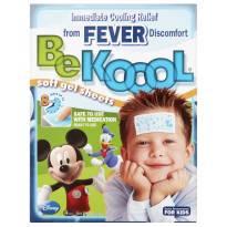 Adesivo Para Controle E Combate A Febre Be Koool - Original -  - Importada