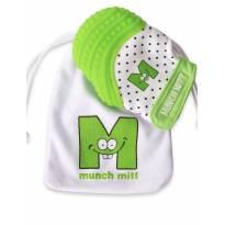 Luvinha Mordedor Munch Mitt A Original - Verde -  - Importado