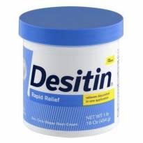 Pomada Desitin Azul Pote 454gr - Sem faixa etaria - Desitin