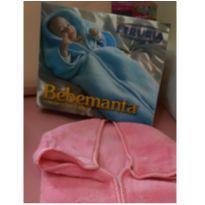 Bebe manta rosa -  - Etruria