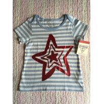Camiseta importada Osh Kosh,  novinha !!! Perfeita para o verão !!! - 2 anos - OshKosh