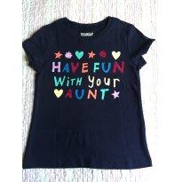 Camiseta OshKosh, linda !!! Importada !!! Novinha !!! - 4 anos - OshKosh