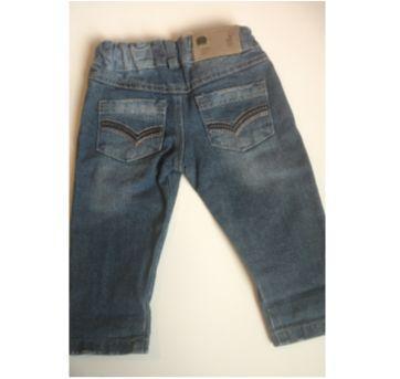 Calça jeans - 9 a 12 meses - D TUIA BABY