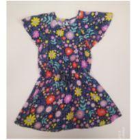 Vestido floridinho - 2 anos - Riachuelo
