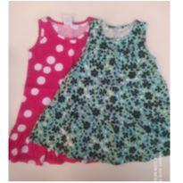 Dois vestidinhos. - 4 anos - Malwee