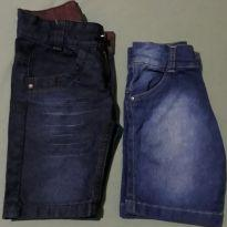 Shorts jeans - 3 anos - loop pop