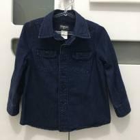 Camisa Importada OshKosh/Carter's (18 a 24 Meses) - 18 a 24 meses - OshKosh