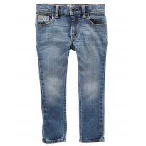 Calça Jeans Skinny OshKosh 3T (2-3 anos) - 2 anos - OshKosh