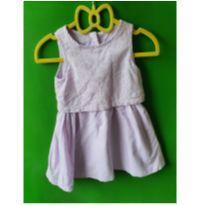 Vestido lilás - 18 a 24 meses - Gymboree