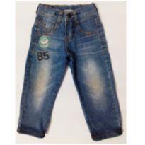 Calça Jeans Clube do Dino - 1 ano - Clube do Dino