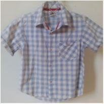 Camisa Xadrez Rovitex - 18 a 24 meses - Lazy