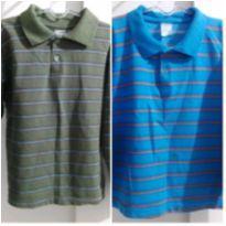 Duas Camisas de Moletom - 5 anos - Não informada