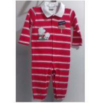 Macacão Tilly Querido Papai - 6 a 9 meses - Tilly Baby