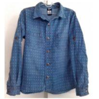 Camisa Jeans Via Onix - 5 anos - Via Onix