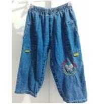 Calça Jeans Tenis Club