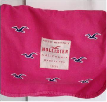 Bolsa Tiracolo Rosa - Sem faixa etaria - Não informada