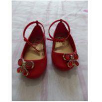 Sandália vermelhinha - 16 - Fun Shoes