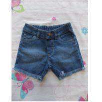 Lindo short jeans - 2 anos - Carter`s