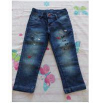 jeans baby básico - 1 ano - Dijoy Kid`s