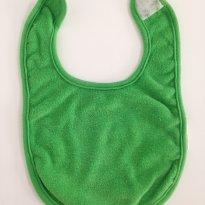 Babador Atoalhado Verde Bandeira - Sem faixa etaria - Koala Baby