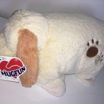 Cachorro Urso em Pelúciam com Fecho em Velcro, lindooo! - Sem faixa etaria - Hugfun