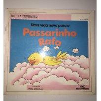 Livro: Uma Vida Nova para o Passarinho Rafa - Sem faixa etaria - Editora Melhoramentos