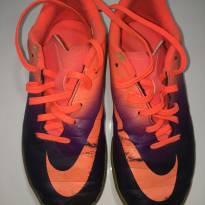 Tênis (estilo Chuteira) Hypervenom da Nike (original) - Tam. 2.5Y Americano - 33 - Nike