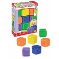 Blocos Didático Educativos (+12m) -  - Toys & Kids