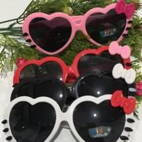 Óculos Infantil Hello Kitty - COR: Vermelho -  - Importada