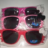 Óculos de Sol Infantil Gatinha - ARMAÇÃO: Vermelha -  - Importada