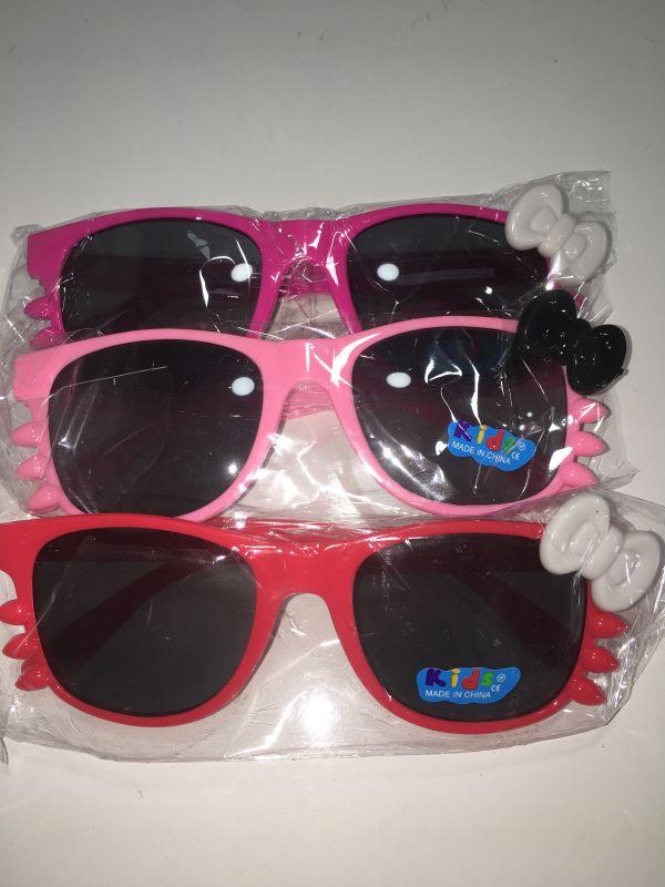 c1e0f7666 Óculos de Sol Infantil Gatinha - ARMAÇÃO: Rosa. Proteção UV 400. Para  crianças de 2 anos a 6 anos. Não acompanha caixinha e flanela.