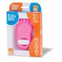 Mordedor Pé - (+2m) - Cor: Rosa -  - Bee Toys