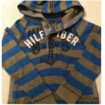 Blusa c/Capuz da Tommy Hilfiger - 4 anos - Tommy Hilfiger