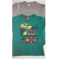Kit c/2 peças - Camisetas ML - 3 anos - Kyly e Milon