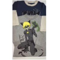 Kit c/2 Camisetas Manga Longa - 4 anos - Kasa Baby e sem etiqueta
