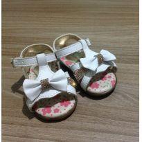 Sandalinha Branca - 16 - Ortobaby