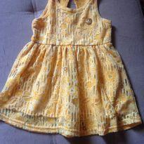 Vestidinho Elian - 6 a 9 meses - Elian