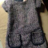 Vestidinho charmoso - 9 a 12 meses - Baby Club