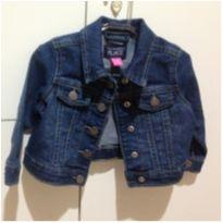 Jaqueta jeans - 6 a 9 meses - The Children`s Place