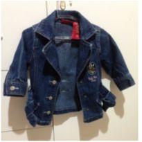 Sobretudo jeans - 6 a 9 meses - US Polo Assn