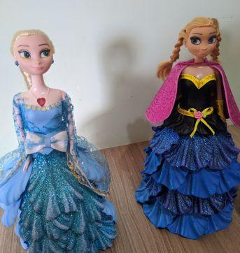 Bonecas artesanais - Sem faixa etaria - Artesanal
